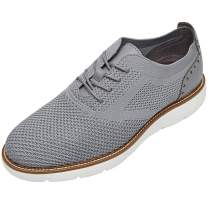 LAOKS Lightweight Breathable Walking Shoes, Stitchlite Oxford