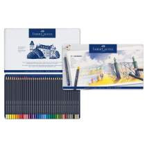 Faber-Castell Creative Studio Goldfaber Color Pencils - Tin of 36