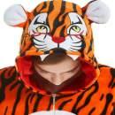 iSZEYU Unisex Adult Onesie Pajamas for Women Men Teens Animal Halloween Costumes