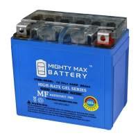 YTX5L-BSGEL - 12V 4AH 80 CCA - Gel SLA Power Sport Battery - Mighty Max Battery Brand Product