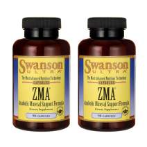 Swanson ZMA 90 Capsules (2 Pack)