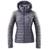 Kelvin Coats Heated Jacket for Women | Incredibly Warm Puffer Coat with Hood