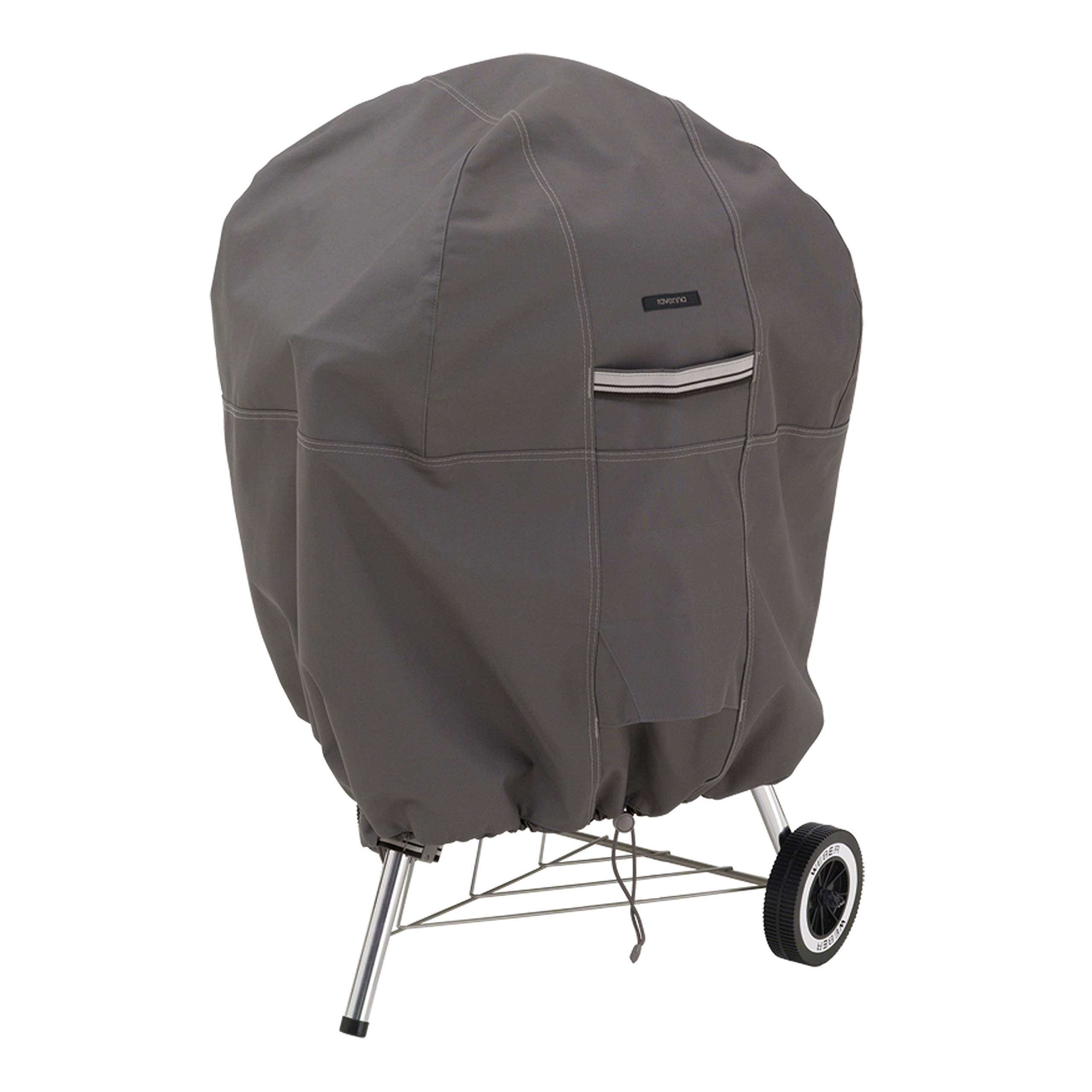 Classic Accessories Ravenna Water-Resistant 30 Inch Kettle BBQ Grill Cover