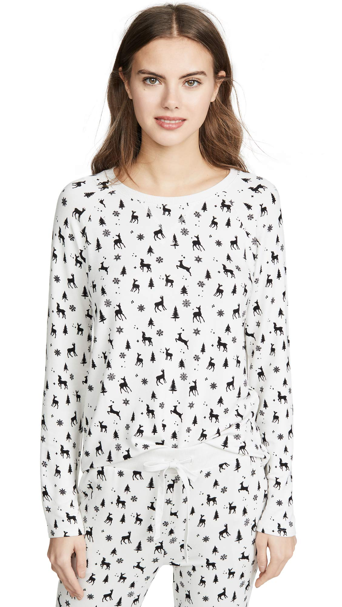 Z SUPPLY Women's The Woodland Long Sleeve Top