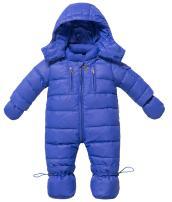 ZOEREA Infant Newborn Baby Hoodie Down Jacket Jumpsuit Pram Snuggly Snow Suit