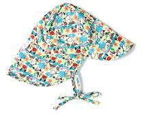 Zando Toddler Floppy Hat Kids Sun Hat with Chin Strap Unisex Baby Sun Protection Hat UPF 50+