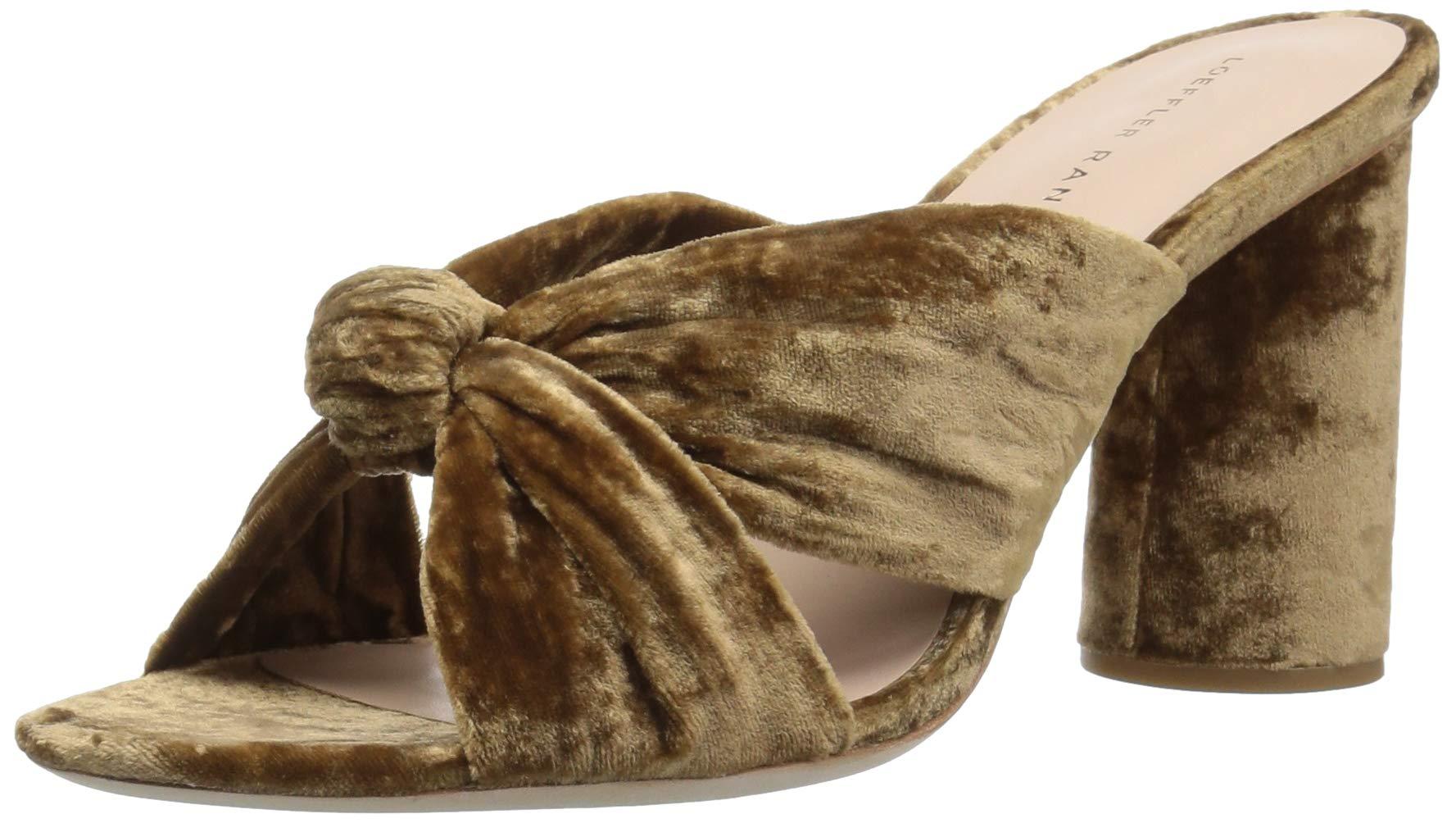 Loeffler Randall Women's Coco-vl Heeled Sandal