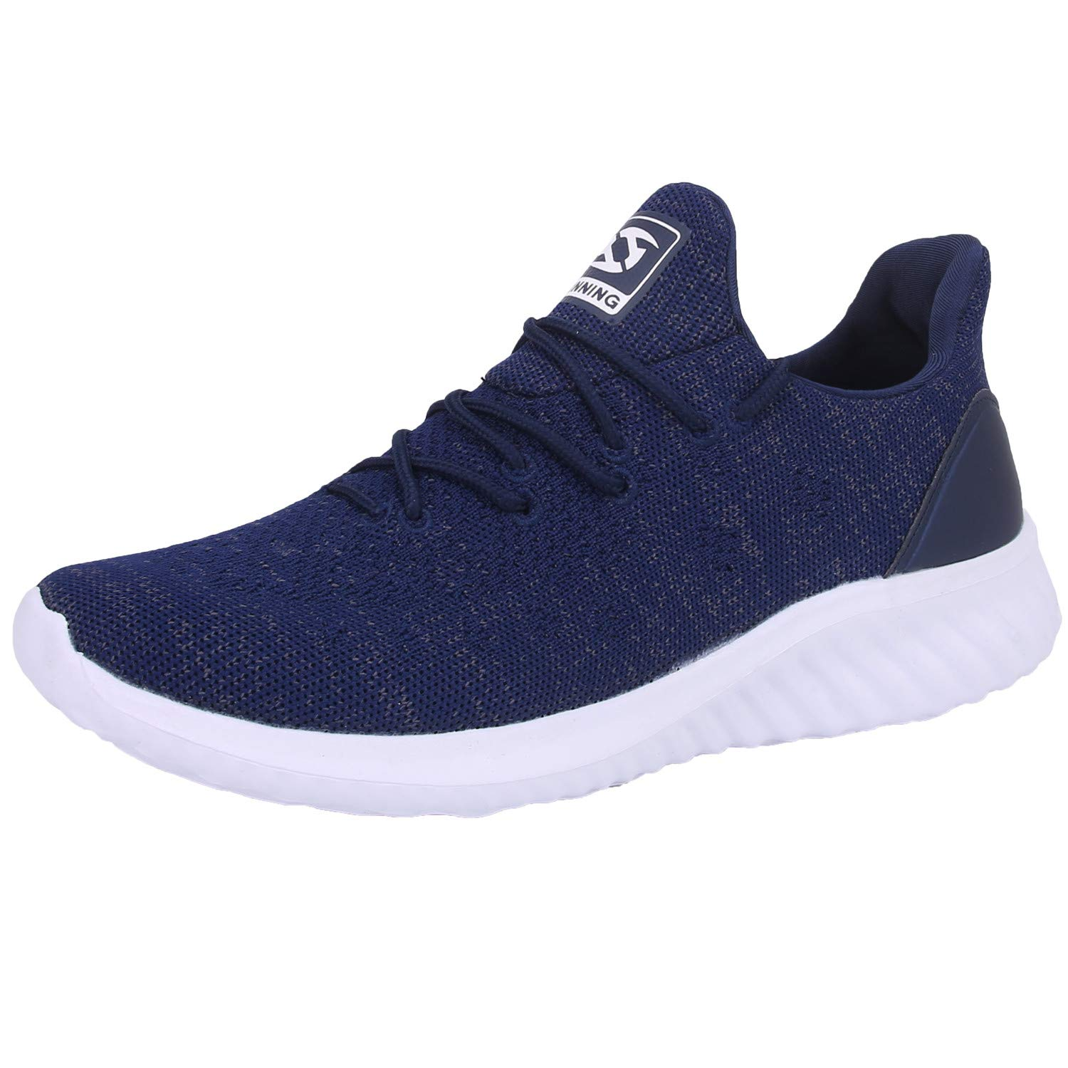 JIASUQI Men's Classic Breathable Casual Sports Sneakers Athletic Running Shoes