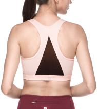 LAPASA Women's Sports Bra L07