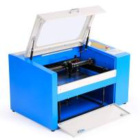"""Orion Motor Tech 50W CO2 Laser Engraving Cutting Machine