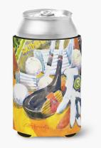 Caroline's Treasures 6070CC Southeastern Golf Clubs with glove and balls Can or Bottle Beverage Insulator Hugger, Can Hugger, multicolor