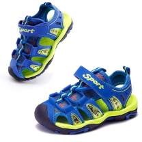 YKH Kids Sandals for Boys Girls Outdoor Sports Sandals Water Sandals for Beach Pool 31-37 EU