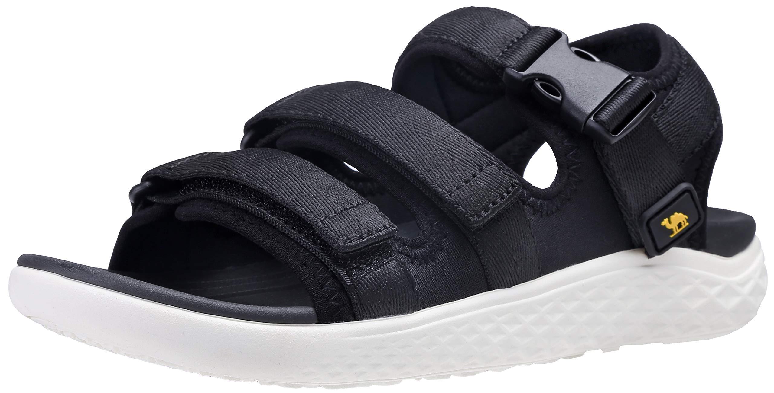 CAMEL CROWN Women Walking Sandals Sport Waterproof Water Shoes Comfortable 3 Strap Hiking Athletic Outdoor Beach