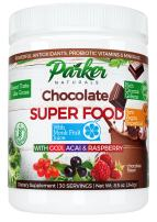 Berry Green Chocolate Superfood Powder with Organic Greens & Organic Fruits, Enzymes, Probiotics, Antioxidants, Vitamins, Minerals - Alkalize & Detox - Non GMO, Vegan & Gluten Free - 240 Grams...