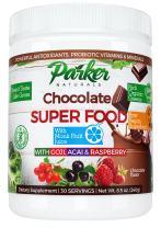 Berry Green Chocolate Superfood Powder with Organic Greens & Organic Fruits, Enzymes, Probiotics, Antioxidants, Vitamins, Minerals - Alkalize & Detox - Non GMO, Vegan & Gluten Free - 240 Grams...