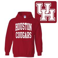 NCAA Front and Back Print, Team Color Hoodie, College, University