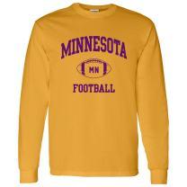 City Classic Football Arch Long Sleeve T Shirt