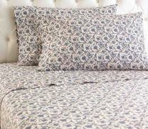 Thermee Micro Flannel Shavel Home Products Sheet Set, Elizabethan Queen,