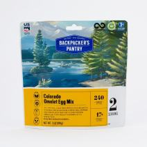 Backpacker's Pantry Colorado Omelet, Two Serving Pouch