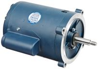 Leeson 100208.00 Jet Pump Motor, 1 Phase, S56J Frame, Round Mounting, 3/4HP, 3600 RPM, 115/208-230V Voltage, 60Hz Fequency