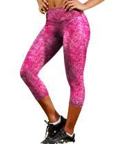 Champion Women's SmoothTec Capri Legging- Tight Fit