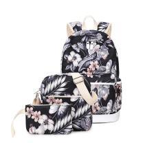 Joymoze Cute School Backpack for Girl Stylish Backpack Set 3 Pieces for Women