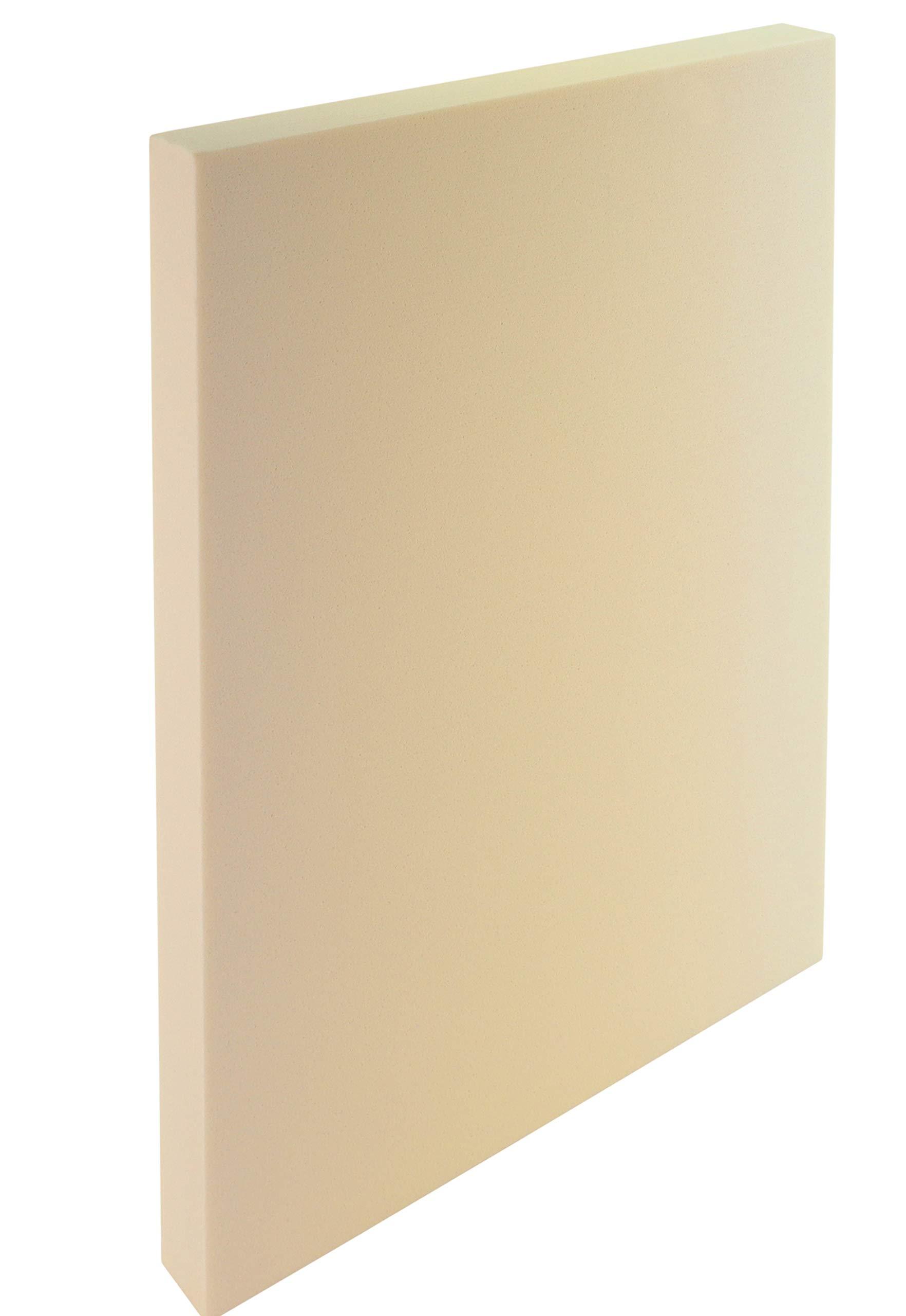 Sculpture Block - Sculpture Canvas - Polyurethane Foam Board - 16 x 12 x 1 inches