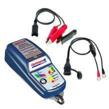 TECMATE (13.6V 4A supply) OptiMATE 6 Select, TM-191, 9-step 12V 5A sealed battery saving charger & maintainer
