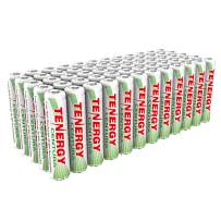 Tenergy Centura AAA NIMH Rechargeable Battery 800mAh Low Self Discharge Triple A Battery Pre-Charged AAA Size Batteries Pack for Solar Lights/Remote Control/Toys/Flashlight/Mice (60 PCS)