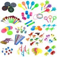 TOYMYTOY Party Favors for Kids Toy Assortment 120PCS Carnival Prizes Boys Girls Bulk Toys