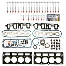 SCITOO Head Gasket Set Replacement for GMC Sierra 2500 HD Chevrolet Silverado 2500 HD 2007 Engine Head Gaskets Kit Sets with Bolts