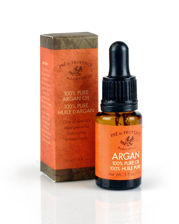 Pre De Provence Moroccan Argan Oil for Skin, Face, Hair, Nails (0.5 oz) - Citrus