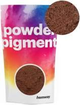 Hemway Pigment Powder Colour Luxury Ultra-Sparkle Dye Metallic Pigments for Epoxy Resin, Polyurethane Paint (Metallic Bronze, 50g / 1.75oz)