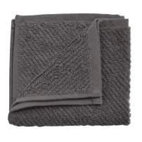 "Coyuchi Air Weight Organic Wash Cloth, 12""x12"", Slate"