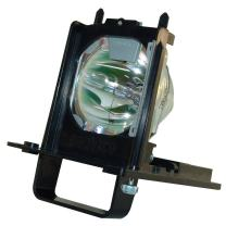 WOWSAI TV Replacement Lamp in Housing for Mitsubishi WD-73640, WD-73740, WD-73840 Televisions
