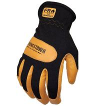 Youngstown Glove 12-3270-80-L Flame Resistant Mechanics Hybrid Gloves, Large