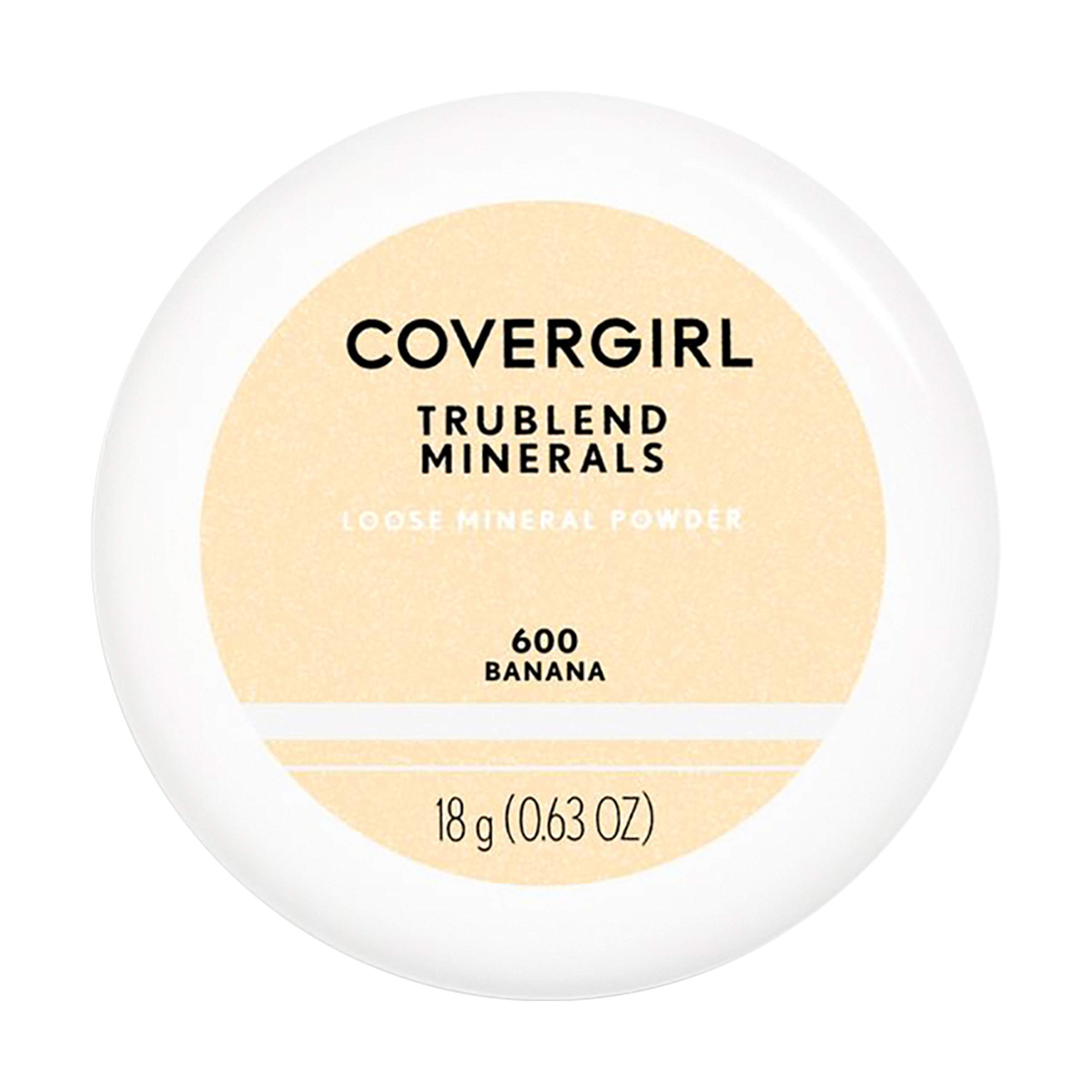 Covergirl TruBlend Loose Mineral Powder, Banana