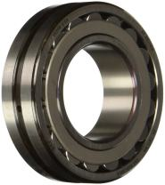 SKF 23038 CC/C3W33 Spherical Radial Bearing, Straight Bore, Lubrication Groove, 3 Hole Outer Ring, Steel Cage, C3 Clearance, 190mm Bore, 290mm OD, 75mm Width