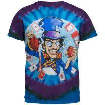 Liquid Blue Men's Mad Hatter T-Shirt