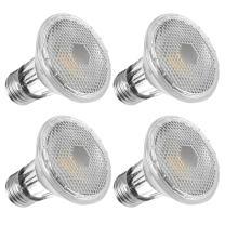 PAR20 Dimmable LED Bulb 50Watt Equivalent, Kakanuo LED Spot Light Bulb 500lumen 3000K Warm White AC110-130V E26 40 Degree Beam Angle 4-Pack