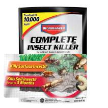 BioAdvanced 700288B Complete Insect Killer for Soil & Turf, Lawn and Yard Bug Killer, Granules, 10-Pounds