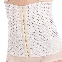 TINGLU Waist Trainer Corset Breathable and Invisible Waist Shaper Training Waist Cincher for Women Tummy Control