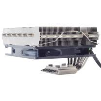 SilverStone Tek Compact 82mm Tall CPU Cooler with Universal Intel/AMD Including AM4 Support NT06-PRO-V2