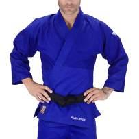 Elite Sports Adult Judo GI Uniform Double Weave IJF Approved Judo Suit Kimono GIS