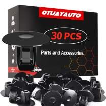 OTUAYAUTO 30PCS Fender Liner Retainer Clip - for Honda Civic Accord Odyssey Insight, Acura, 90682SEA003 90682-SEA-003