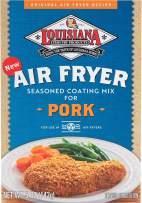 Louisiana Fish Fry, Air Fry Pork Coating Mix, 5 oz (Pack of 6)