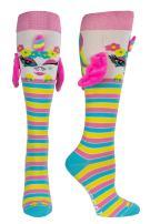 Moosh Walks Silly Socks for Girls   Funny Animal Unicorn, Owl, Cat, Dog   Age 9+