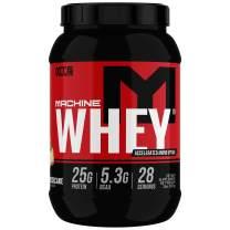 MTS Machine Whey Protein (2lbs, Strawberry Cheesecake)
