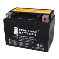 YTX4L-BS 12V 3AH 50 CCA Power Sport SLA Battery - Mighty Max Battery Brand Product