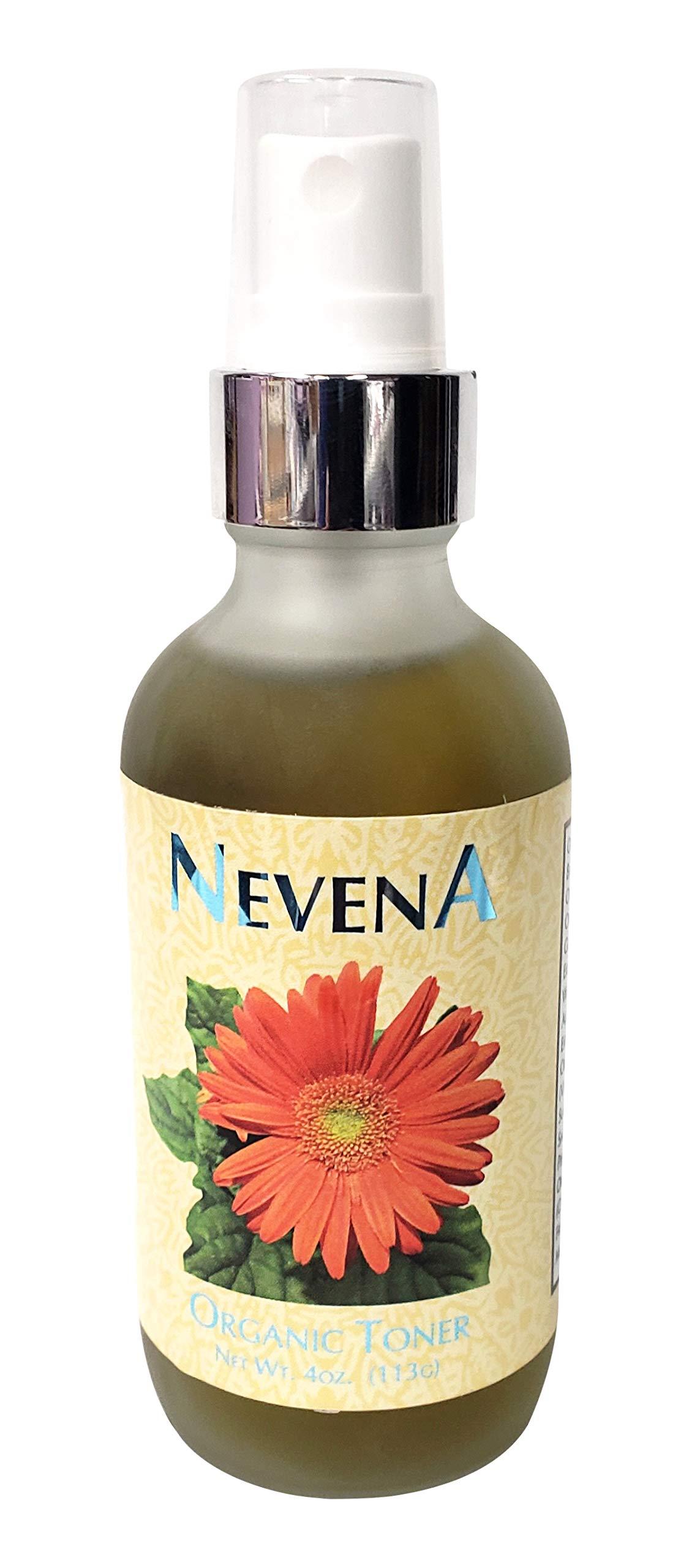 WFG WATERFALL GLEN SOAP COMPANY, LLC, Nevena, hydrating, face brightening, refresher, anti-aging, natural astringent, organic peppermint & Bulgarian rose toner